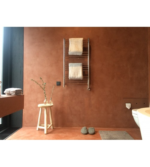 Wall 2 Floor - исполнение стены-полы Marmorino Floor PRTA-0009022-XX #372