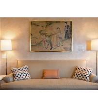 """Декоративное покрытие с эффектом оникса """"Honey"""" Antico Veneziano Classic DB0200XX #284"""