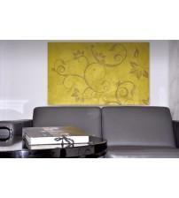 Шелковое настенное покрытие с узором Antico Velluto Oro L2A16805 #354