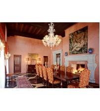 Гостиная в классическом венецианском стиле Marmorino Carrara PRTA-310388-XX #344