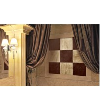 Декоративная штукатурка под плитку в шахматном стиле Intonachino Fine PRTA-0511XX #263