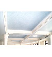 Небесно-голубой потолок над бассейном Marmorino Classic DB0100XX #336